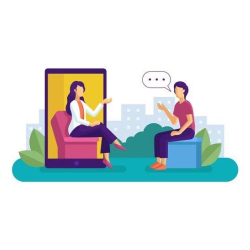 Psicoterapia online: Un recorrido hasta la actualidad.
